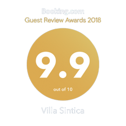 Booking Award 9.9