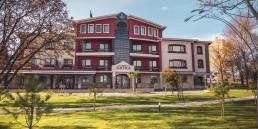 Villa Sintica Front